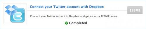 Twitterアカウントへの接続を許可 (+128MB)