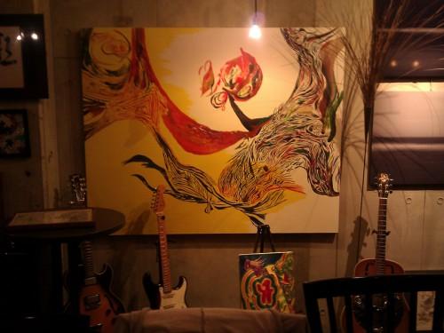hulelu Exhibition - painting