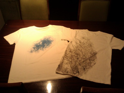 hulelu Exhibition T-shirt