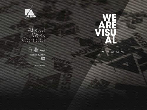 FA Design | Visual Communication & Design Studio