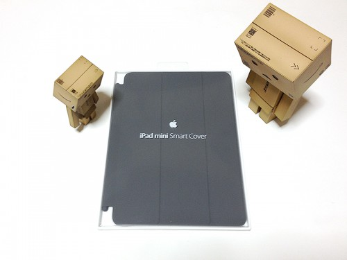 iPad miniがやってきた(前編)