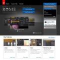 さまざまなコンテンツがこれ1つで「Project ROME」