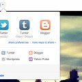 Flickrの写真をTwitterやFacebookに簡単共有