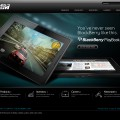 BlackBerryタブレット「PlayBook」