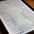 文字で描かれた地図「Typographic Maps」